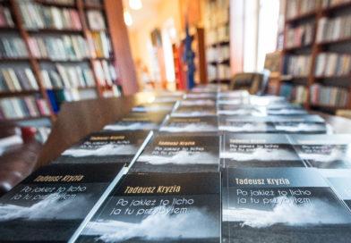 Wiersze Tadeusza Kryzi