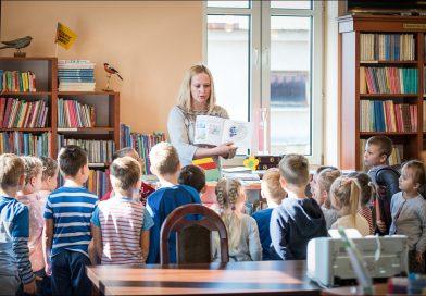 Niezwykli czytelnicy radłowskiej biblioteki