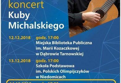 Koncert Kuba Michalski