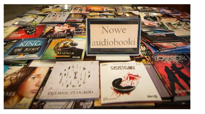Nowe audiobooki