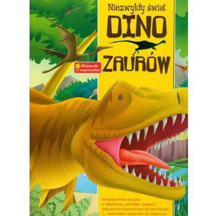 Niezwykły świat Dinozaurów – słuchowisko
