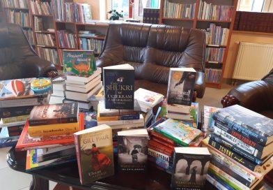 Noworoczne nowości książkowe są już dostępne dla wypożyczających
