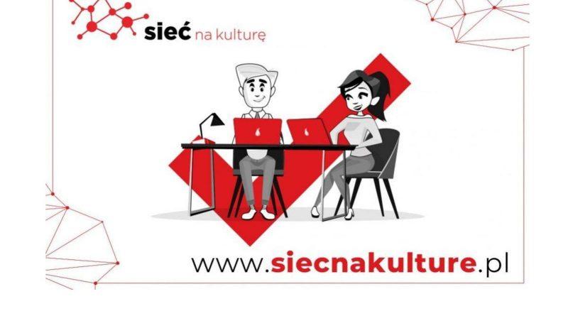 "Projekt "" Sieć na kulturę """